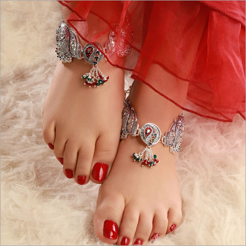 Ladies Traditional Anklet