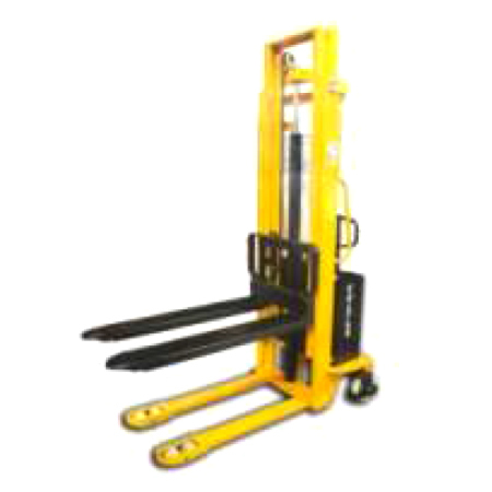 1.5T Capacity  Semi electric Stackers