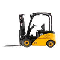 3T Diesel Operated Forklift Truck