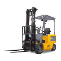 2.0 Ton Electric Forklift Truck Voltas