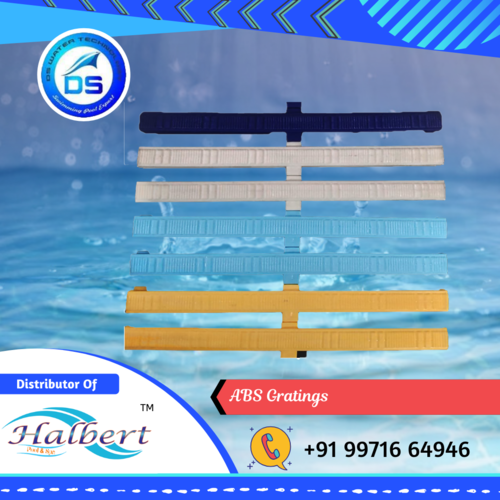 Swimming Pool Grating