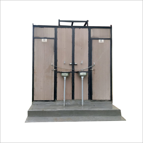 Modular Prefabricated Bio Toilet