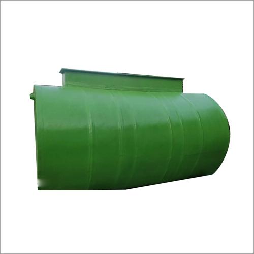 FRP Cylindrical Bio Digester Tank