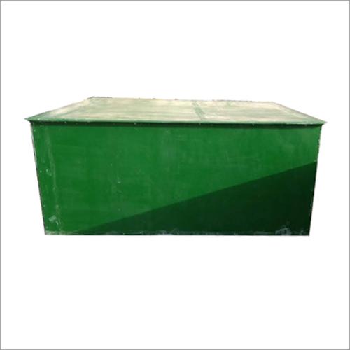 FRP Rectangular Bio Digester Tank