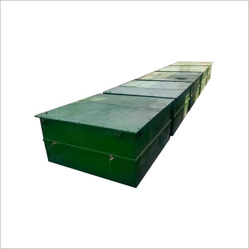 Galvanized Steel Bio Digester Tank