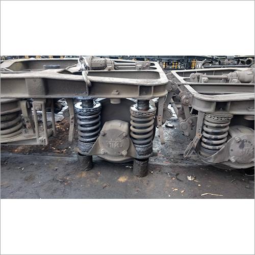 Dismantling Bogies Handling