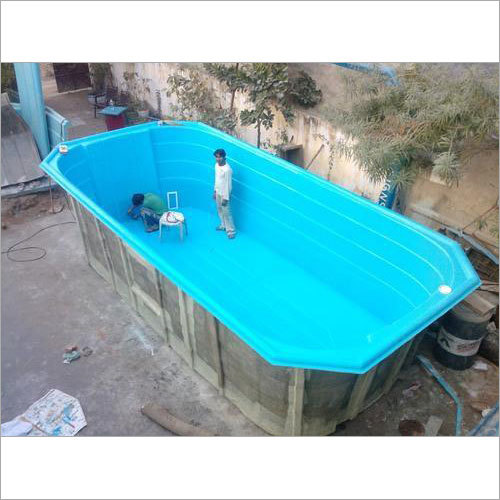 Prefab Swimming Pool