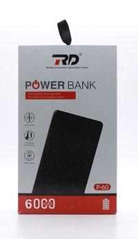 RD 6000MAH POWER BANK
