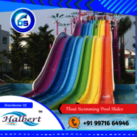 Float Swimming Pool Slides
