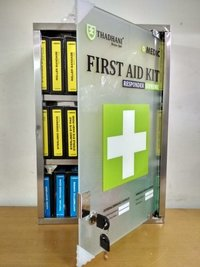 Industrial Wall Mount First Aid Box