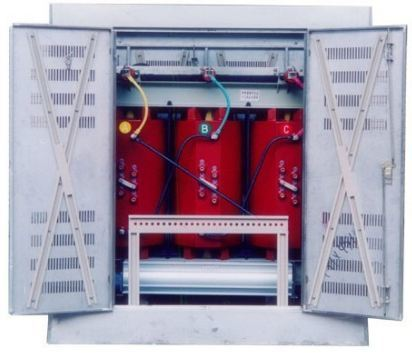 Three Phase Dry Type Transformer