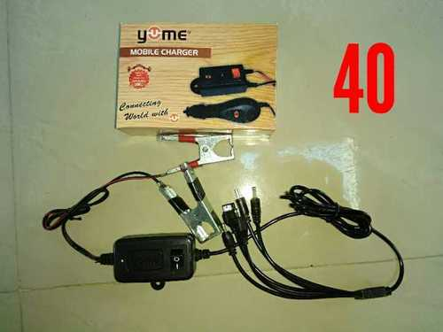 Dc charger mobile