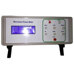 X- Band Microwave Power Meter