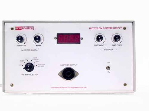 Klystron Power Supply (Solid State & Digital)