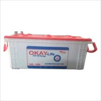Okay E-Rickshaw Battery