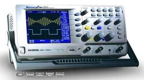 Digital Storage Oscilloscope (DSO)