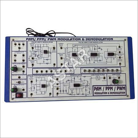 Basic Modulation De-modulation Trainer