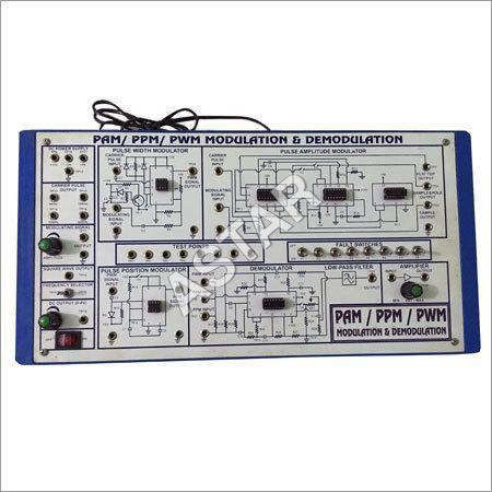 Basic Modulation De-modulation Trainer