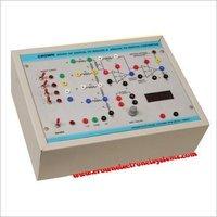 Digital Trainer Kit with Inbuilt Power Supply