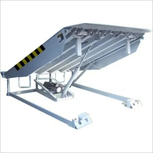 Toshi Electric Hydraulic Dock Leveler