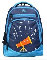Printed School Bag