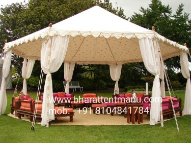 Outdoor Gazebo Tent