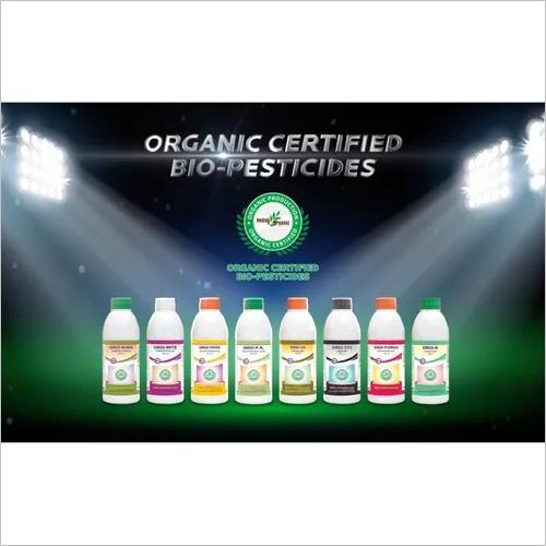 Organic Certified Bio-Pesticidies