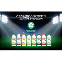 Organic Certified Bio-Pesticidies