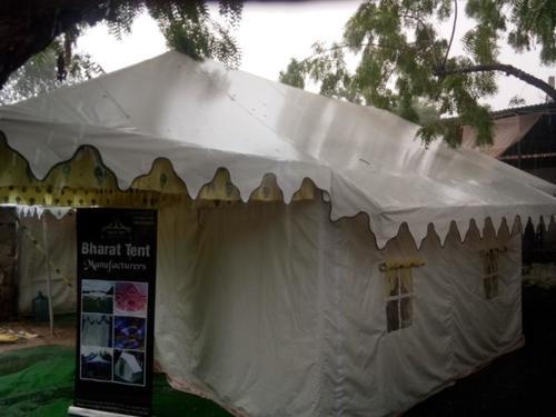 Luxury Resort Swiss Cottage Tent