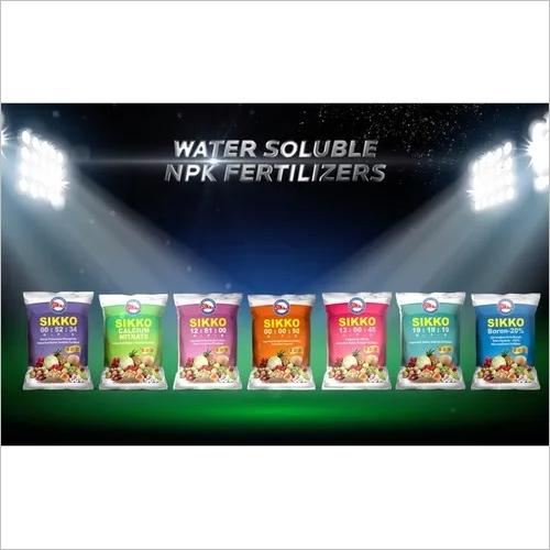 Water soluble NPK Fertilizers