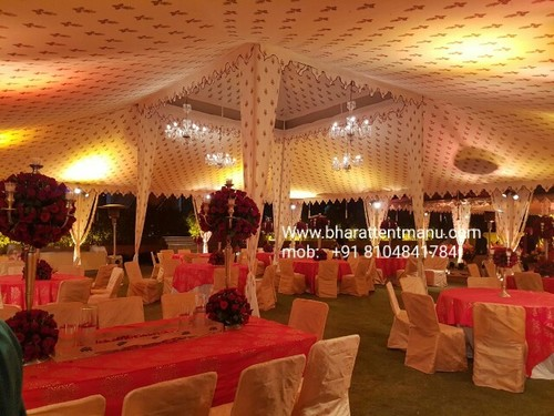 Luxury Handmade Large Party Tent