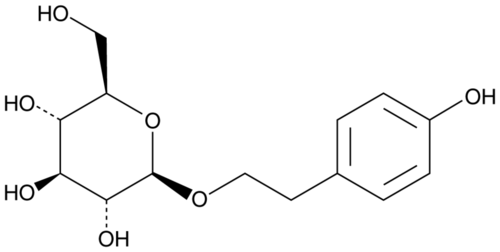 Salidroside Chemical