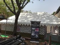 Block Printed Handmade Tents