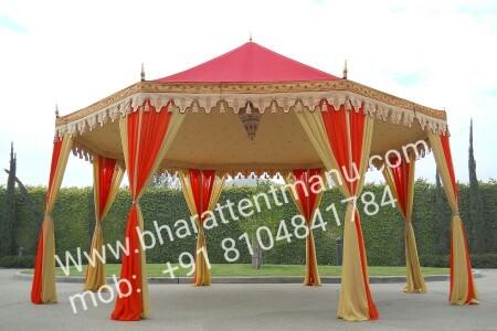 Garden Tents for Resort