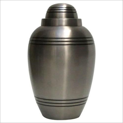 Plain Brass Urn