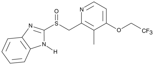 Lansoprazole Chemical