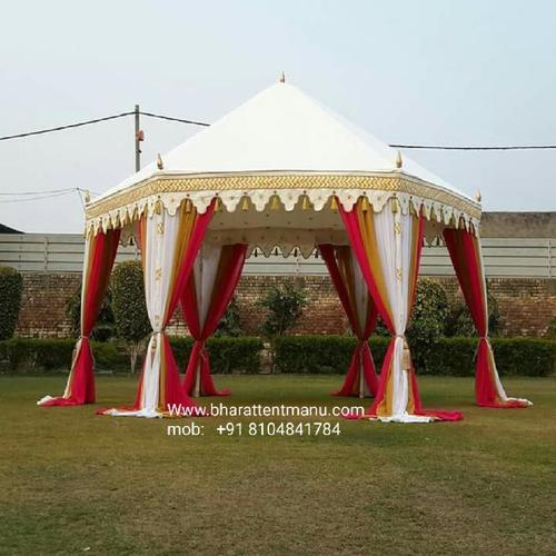Handmade Pergola Tent