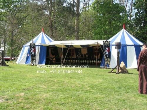 Indian Medieval Tent