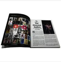 2019 China New Design Softcover magazine