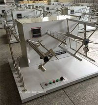 6 Magentas Textile Testing Equipment / Yarn Count Machine For Wrap Reel Yarn Testing