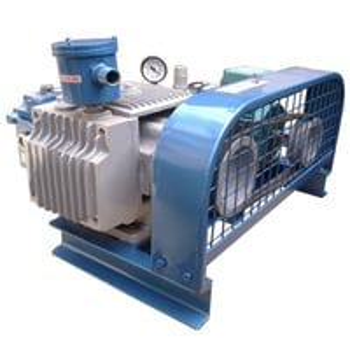 Promivac Rotary Vane Vacuum Pressure Pump