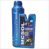 Mcsol 4T Oil