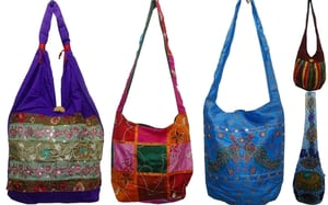 Embroidery Designer Bags