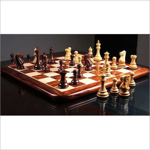 Wooden Chess Board Sets