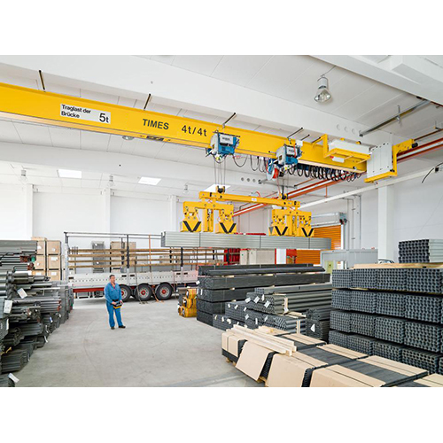 12.5 Ton EKKE Single Girder Overhead Crane