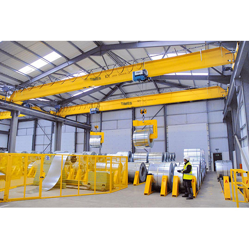 EKKE Single Girder Crane