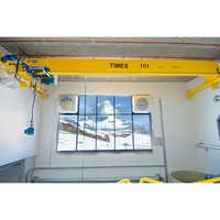 10 Ton EKKE Single Girder Crane