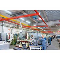 KBK Single Girder Suspension Cranes