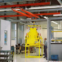 KBK Double Girder Suspension Cranes