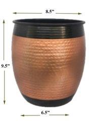 Large Round Flower Planter Pot